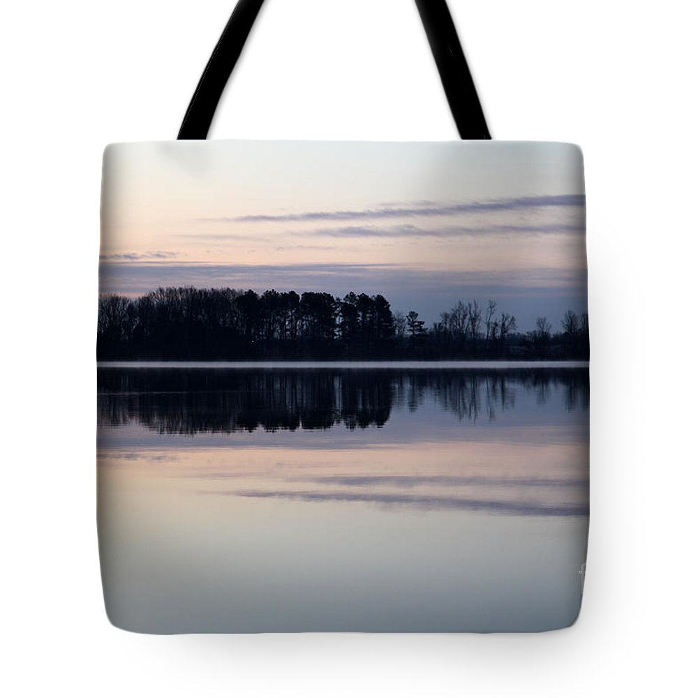 Restless Mourning Tote Bag featuring the photograph Restless Mourning by Amanda Barcon