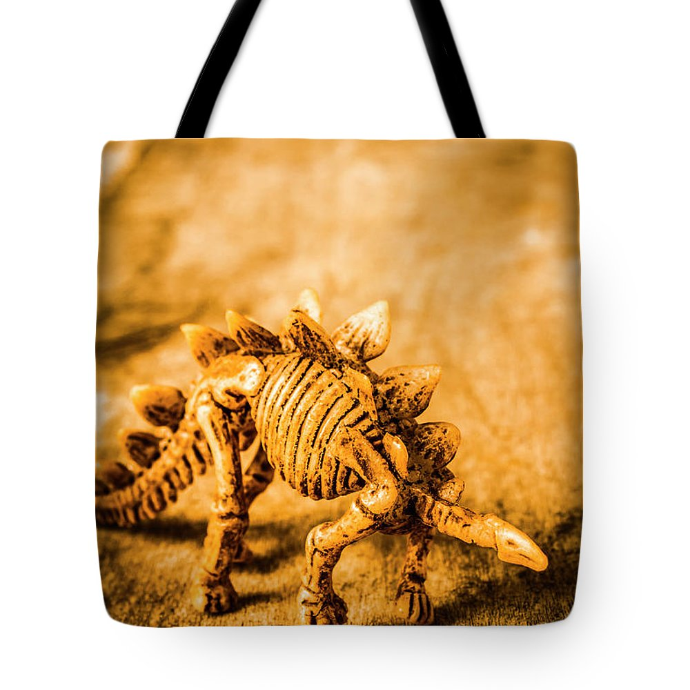 Toy Tote Bag featuring the photograph Restoration In Extinction by Jorgo Photography - Wall Art Gallery