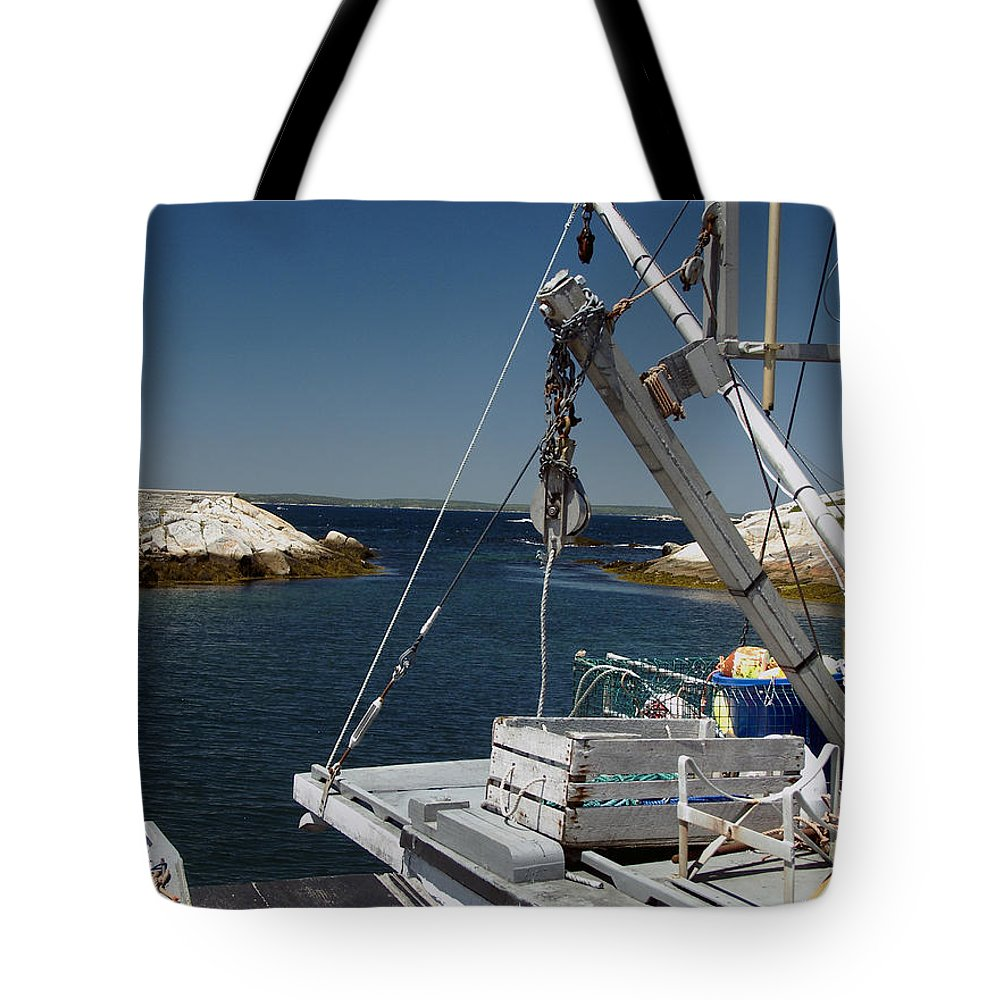 Sea Tote Bag featuring the photograph Return Catch by Kelvin Booker