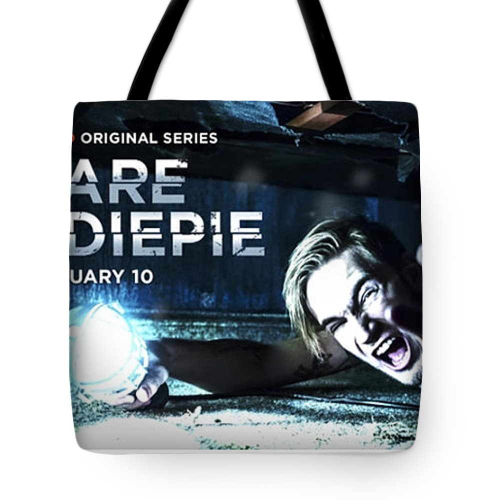 Revive Show Tote Bag featuring the digital art Revive Favorite Show by Mytv