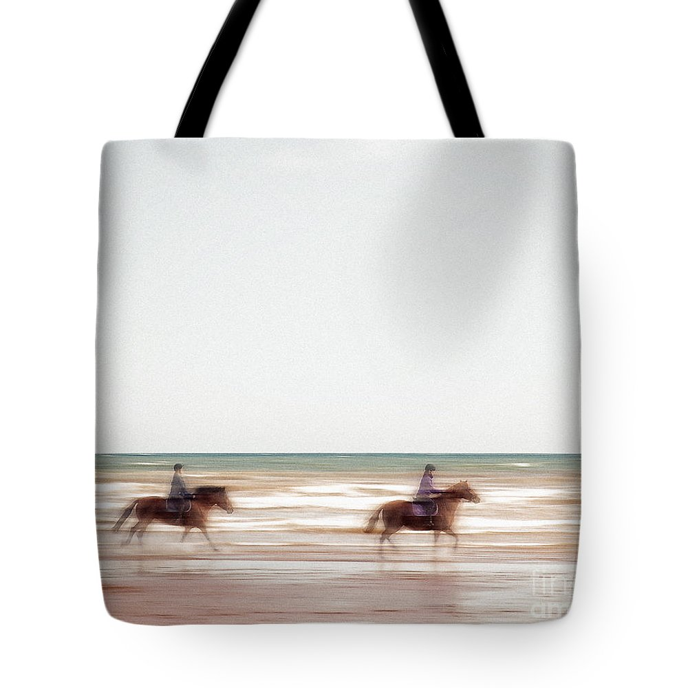 Nag004284 Tote Bag featuring the photograph Riding The Tide by Edmund Nagele