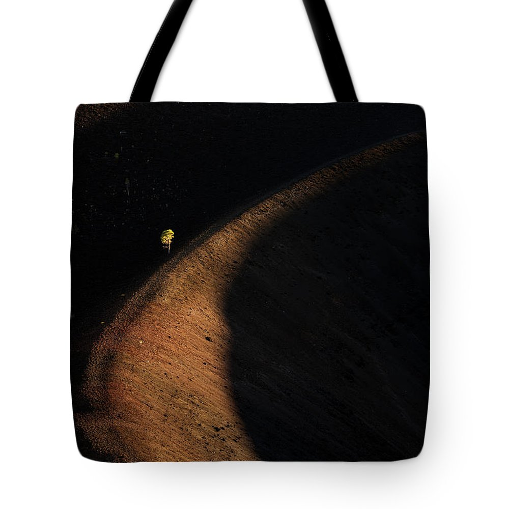 Lassen Tote Bag featuring the photograph Ring Of Life by Dustin LeFevre