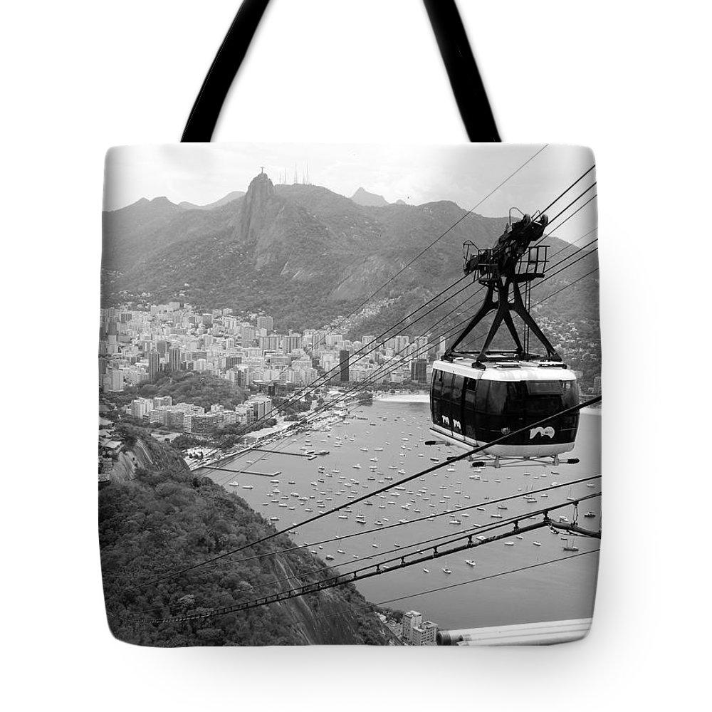 City Tote Bag featuring the photograph Rio De Janeiro by Beto Machado