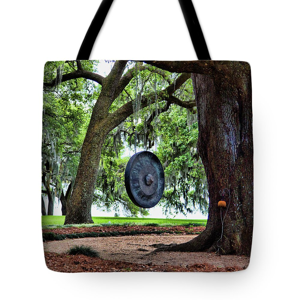 Landscape Tote Bag featuring the photograph Rip Van Winkle Gardens I by Chuck Kuhn