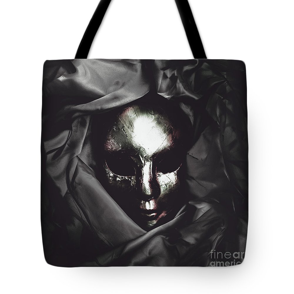 Dead Tote Bag featuring the photograph Rise Of The Dead Pharoah by Jorgo Photography - Wall Art Gallery