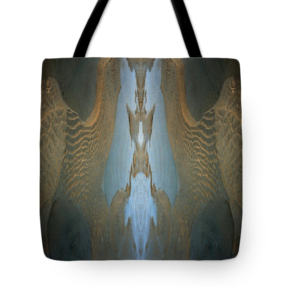 Rocks Tote Bag featuring the photograph Rock Gods Seabird Of Old Orchard by Nancy Griswold
