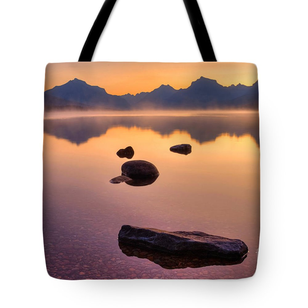 Rocky Mountains Tote Bag featuring the photograph Rocky Mountain Magic - Seven-o-five by James Anderson