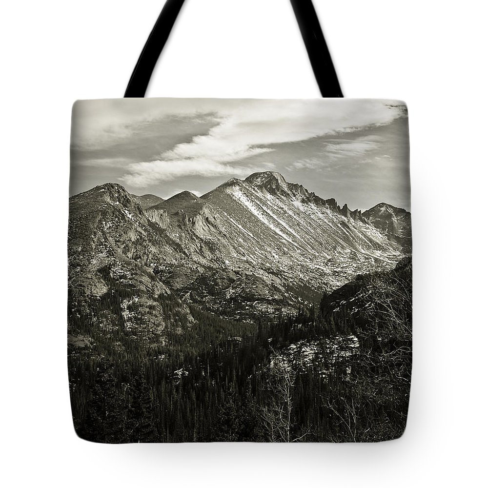 Colorado Tote Bag featuring the photograph Rocky Mountain Wonders by Marilyn Hunt