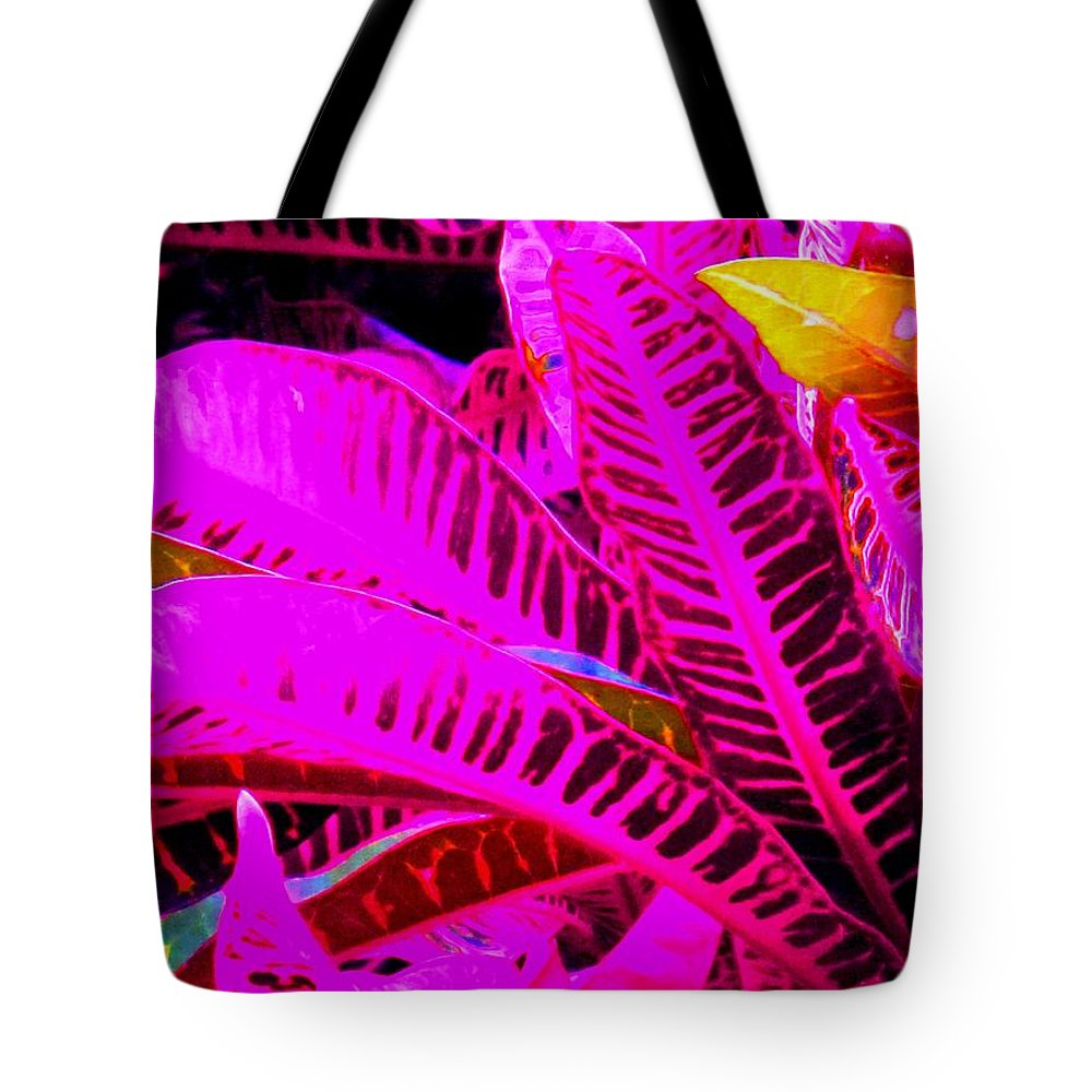 Pink Tote Bag featuring the photograph Romney Pink by Ian MacDonald