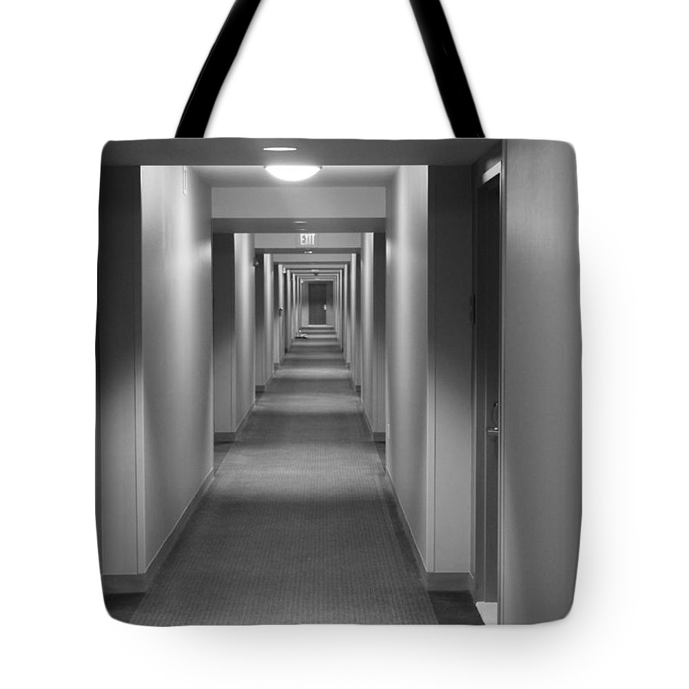 Hotel Tote Bag featuring the photograph Room Service by Lauri Novak
