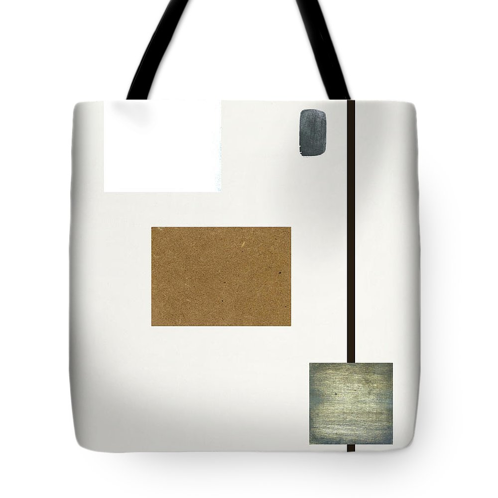 Tote Bag featuring the digital art Rosa by Viola Loiva Ekong