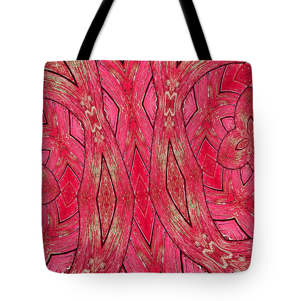 Photography Tote Bag featuring the photograph Rose Wood by Paul Wear