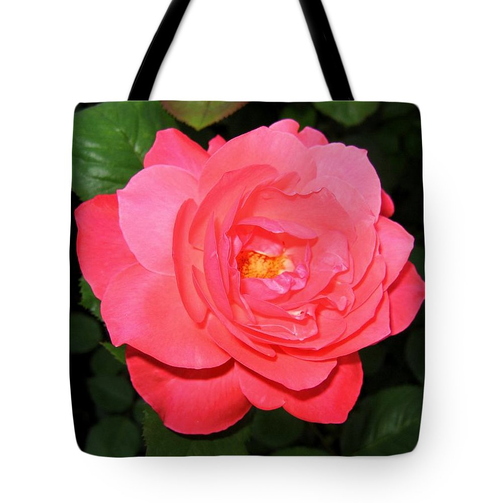 Rose Tote Bag featuring the photograph Roses 12 by Will Borden