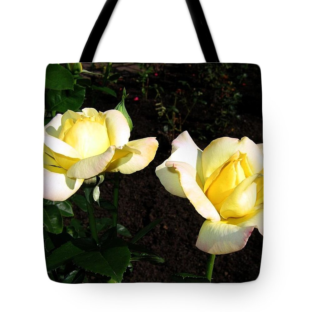 Roses Tote Bag featuring the photograph Roses 8 by Will Borden