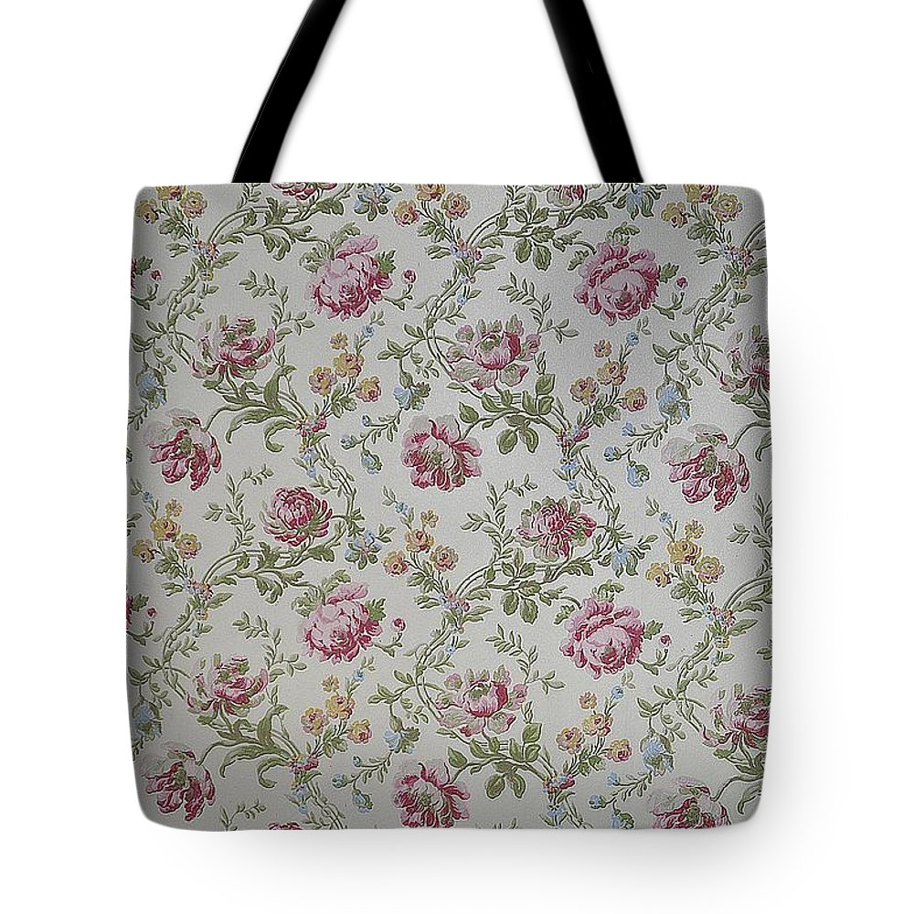 Rose Tote Bag featuring the photograph Roses by Thomas M Pikolin