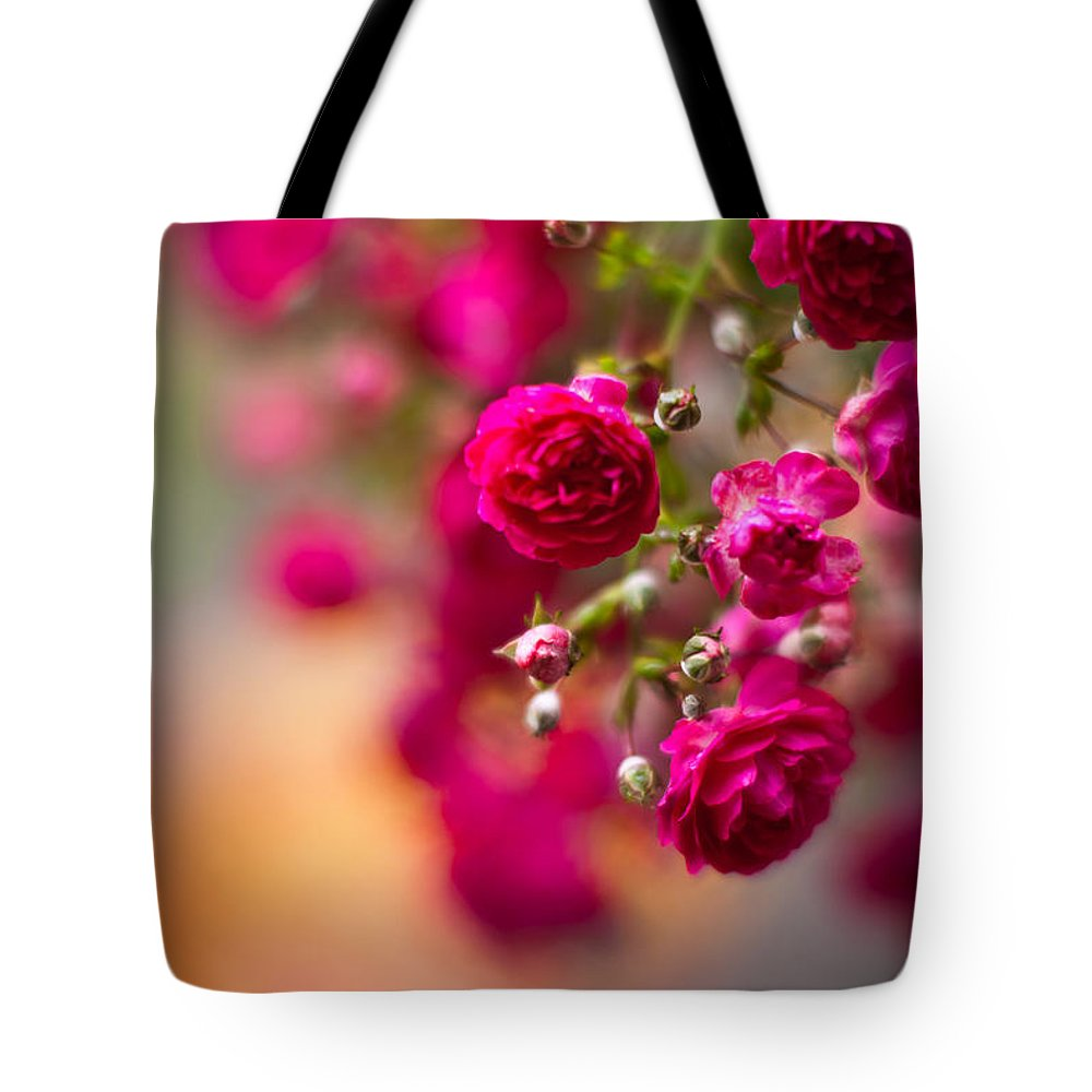 Roses Tote Bag featuring the photograph Roses Peace by Mike Reid