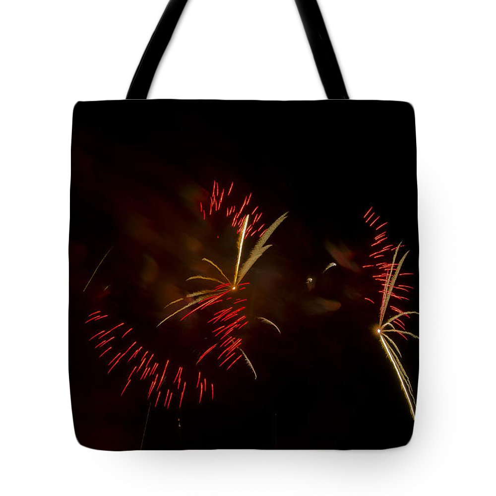 Feux Du Casino Tote Bag featuring the photograph Roster Vs Evil by Patrice Charette