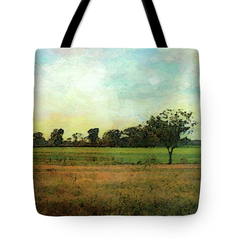 Rural Landscape Tote Bag featuring the photograph Rural Landscape 5904 Idp_2 by Steven Ward