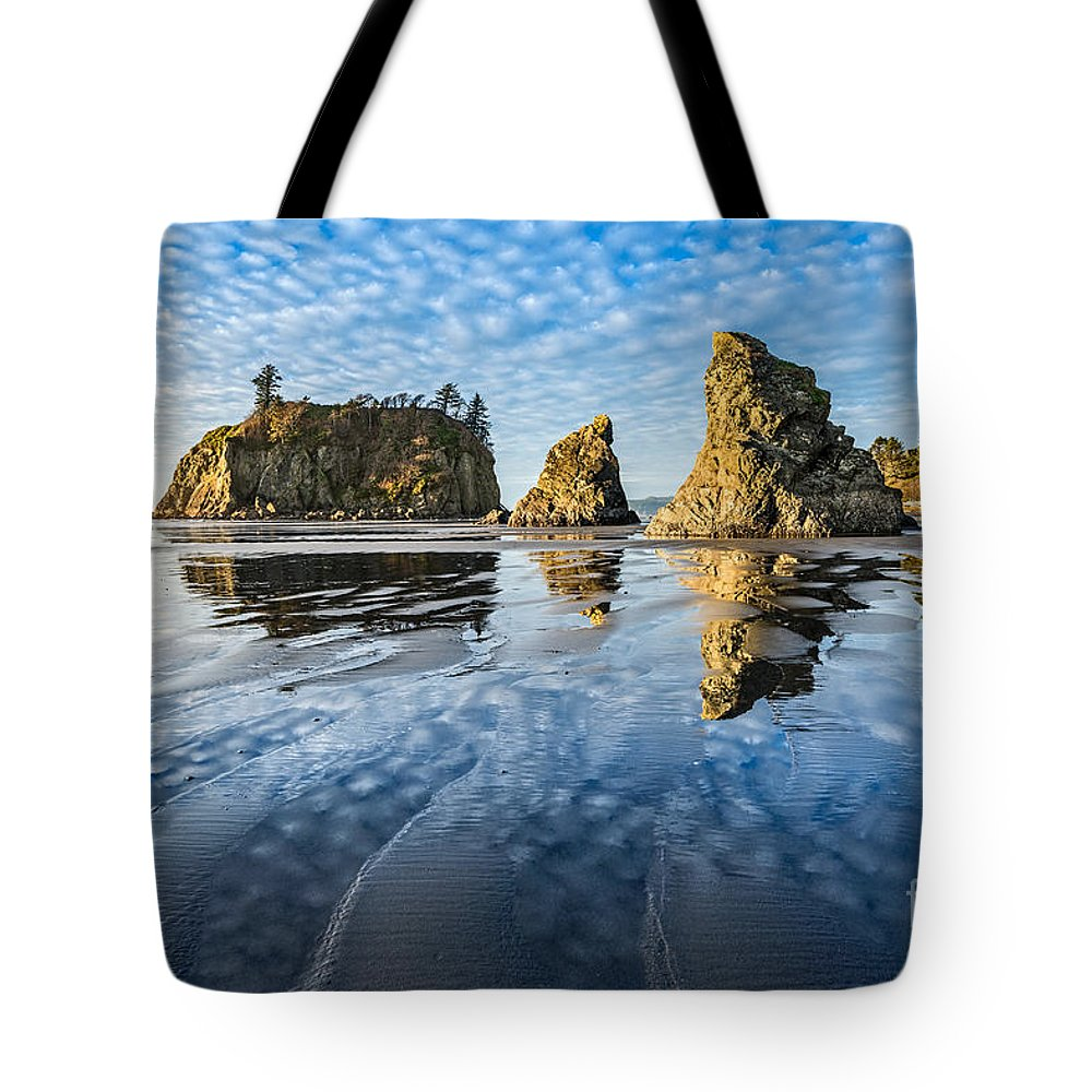 Olympic National Park Tote Bags