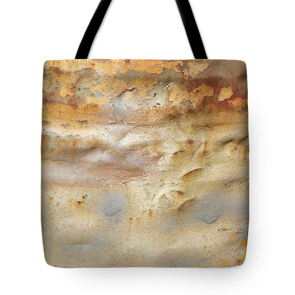 Rust Tote Bag featuring the photograph Rust 23 by Bernie Smolnik