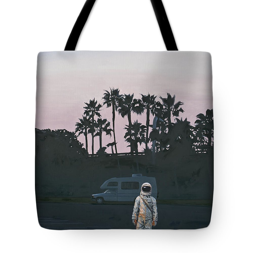 Astronauts Tote Bags