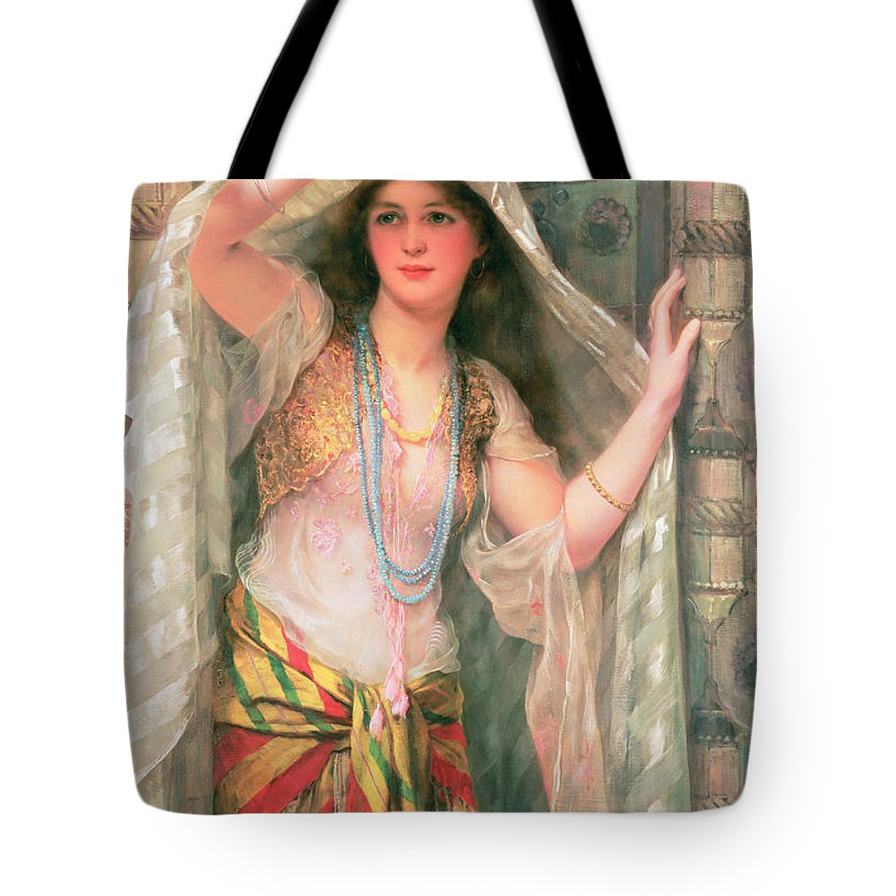Baghdad Paintings Tote Bags