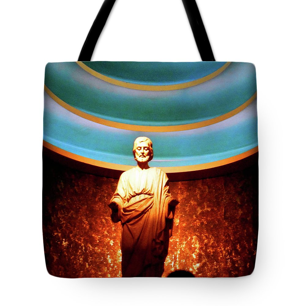 Montreal Tote Bag featuring the photograph Saint Josephs 9 by Ron Kandt