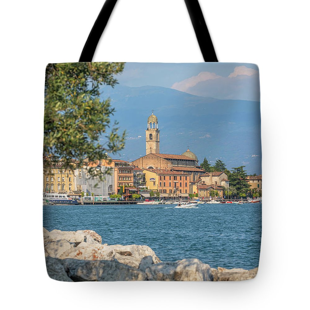 Salo Tote Bag featuring the photograph Salo - Italy by Joana Kruse