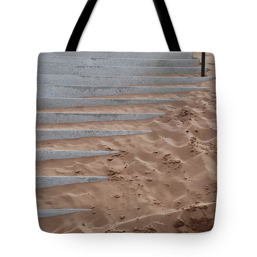 Pop Art Tote Bag featuring the photograph Sands Of Time by Rob Hans
