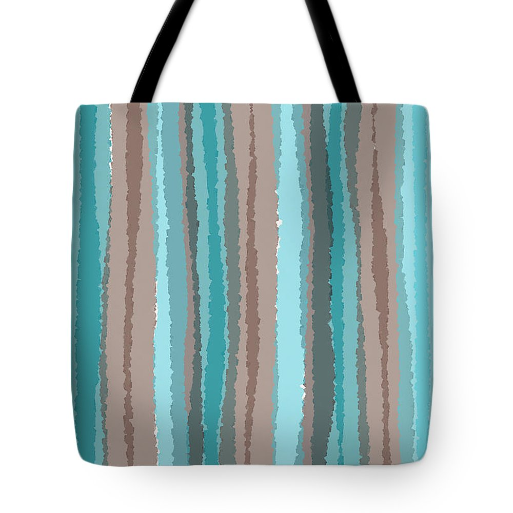 Digital Art Tote Bag featuring the digital art Sandstone by Heather Brown