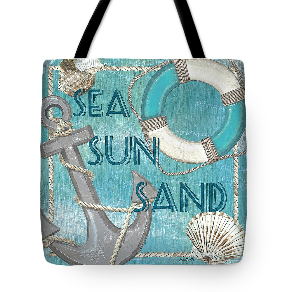 Sails Paintings Tote Bags