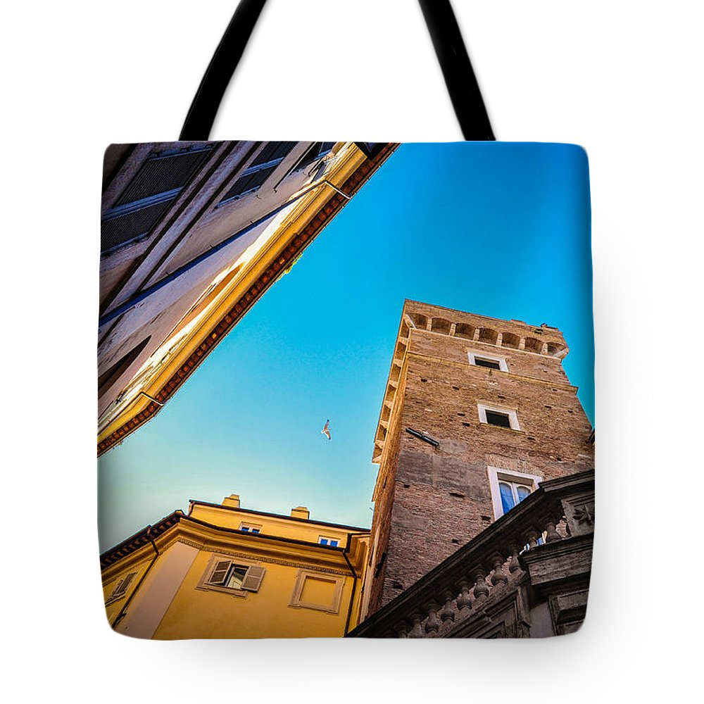 Italy Tote Bag featuring the photograph Secrets Of Italy by Fabio Gibelli Photography