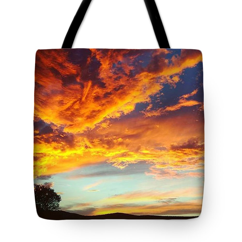 Life Tote Bag featuring the digital art Sedona by Kristina Gerth