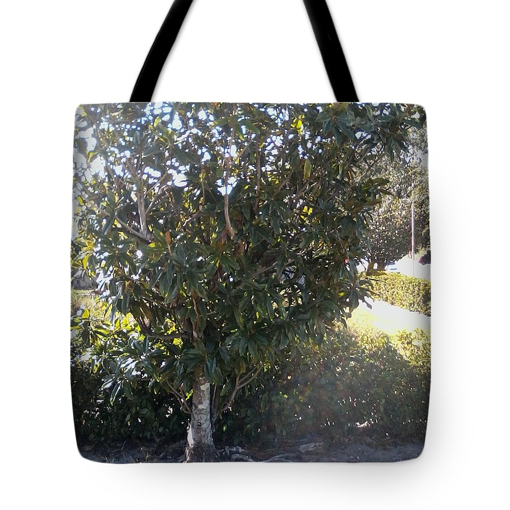 Tote Bag featuring the painting See Psl by Dutch MARCHING