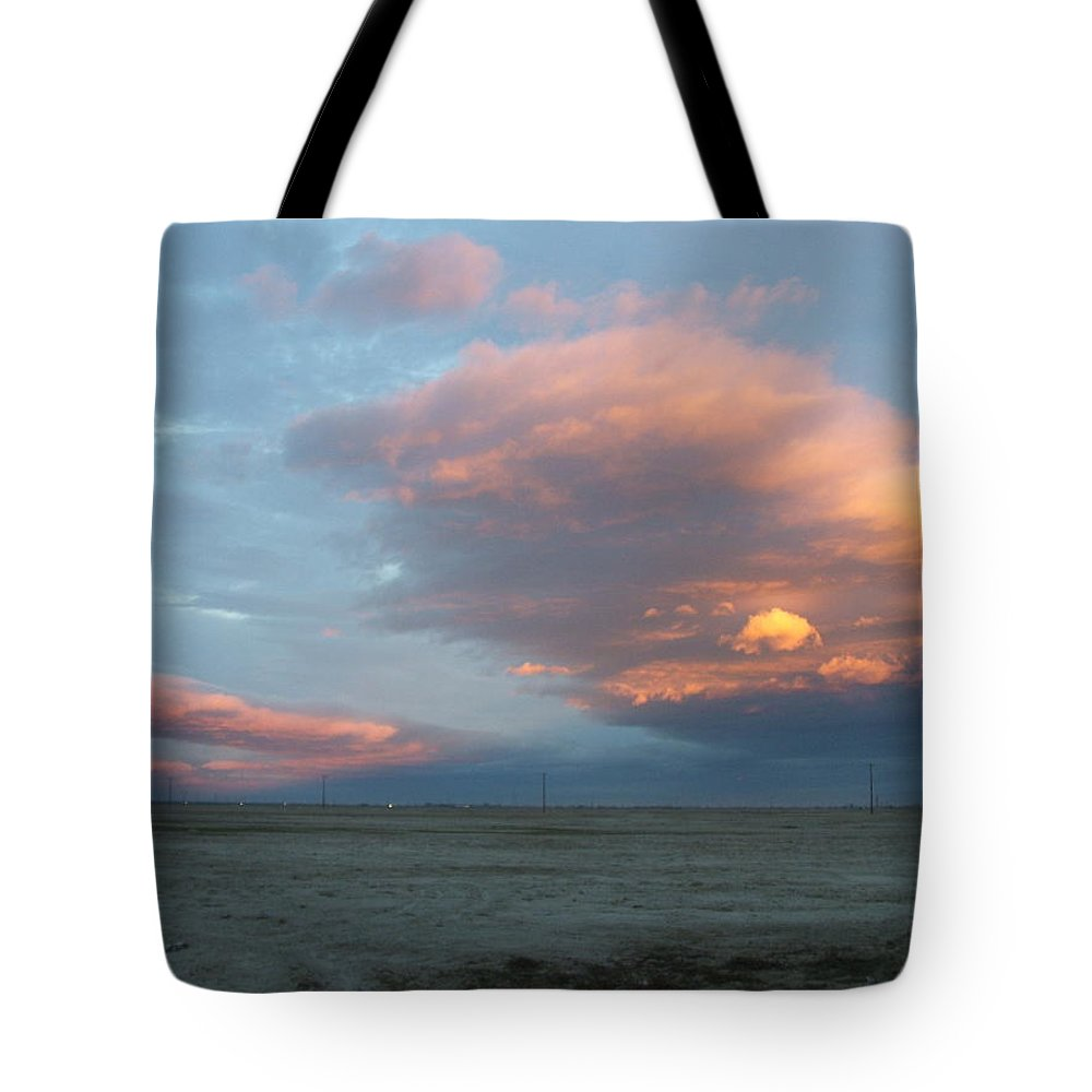 Desert Tote Bag featuring the photograph Self-abandoned by Shari Chavira