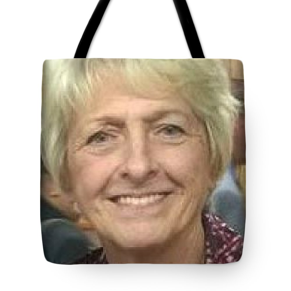 Tote Bag featuring the photograph Self Photo by Carol Denmark