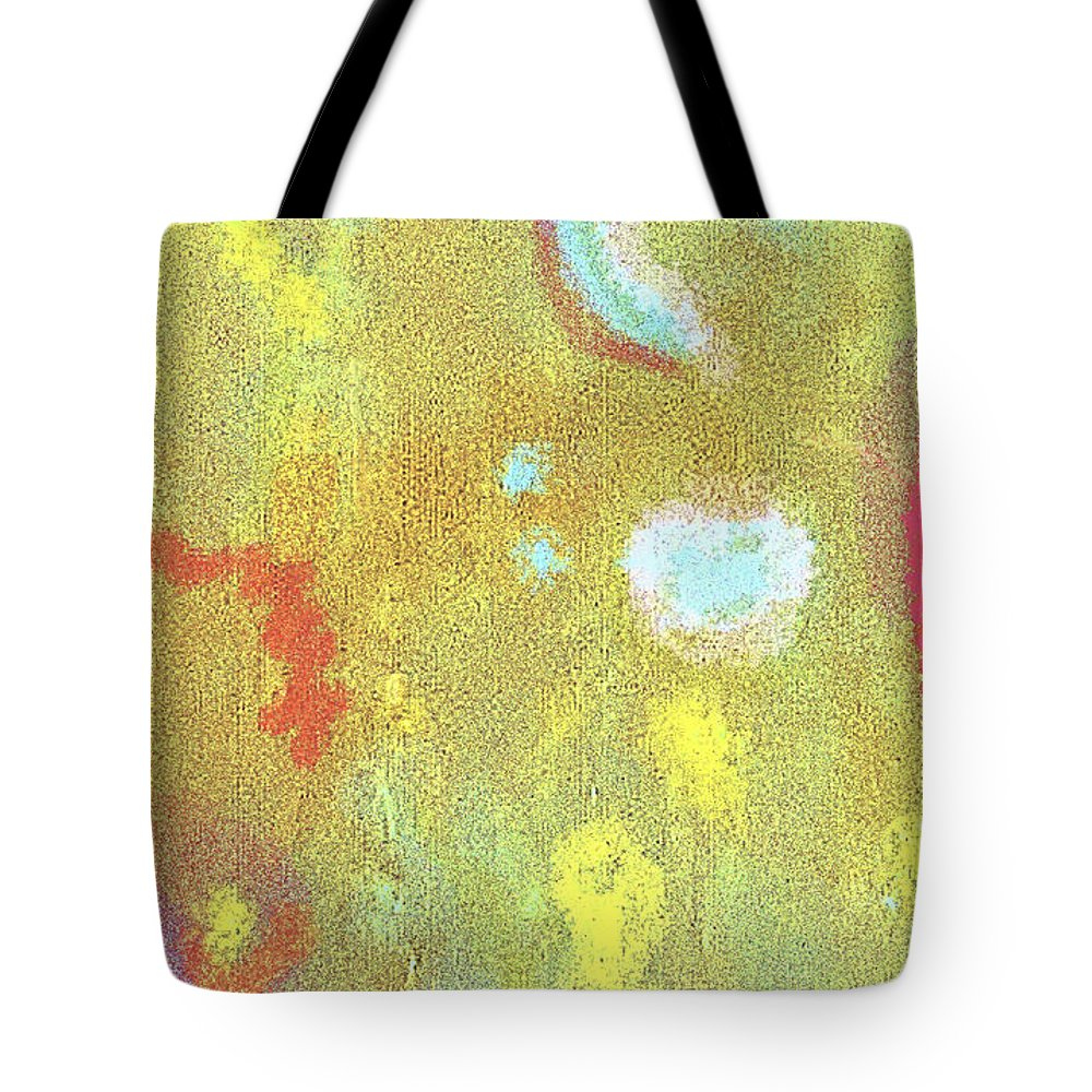 Tote Bag featuring the photograph Shady Trio by Randolph Thompson