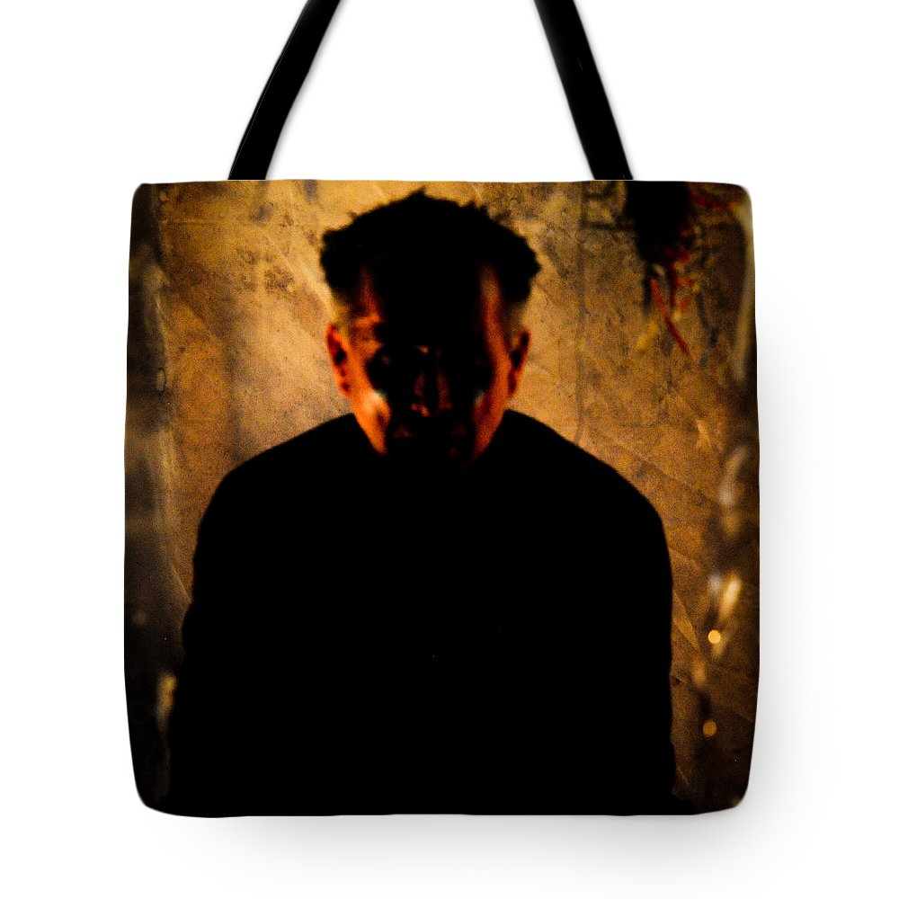 Silhouette Tote Bag featuring the photograph Shapes by Scott Sawyer