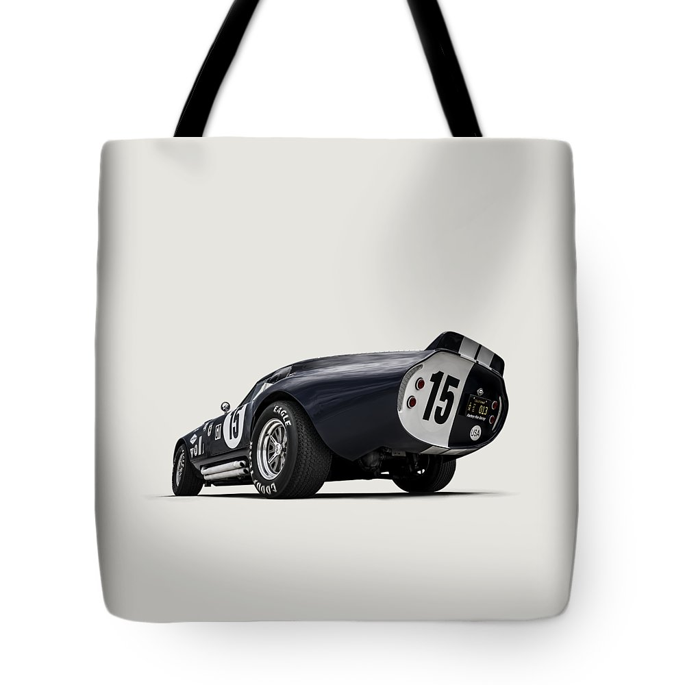 Sports Cars Tote Bags