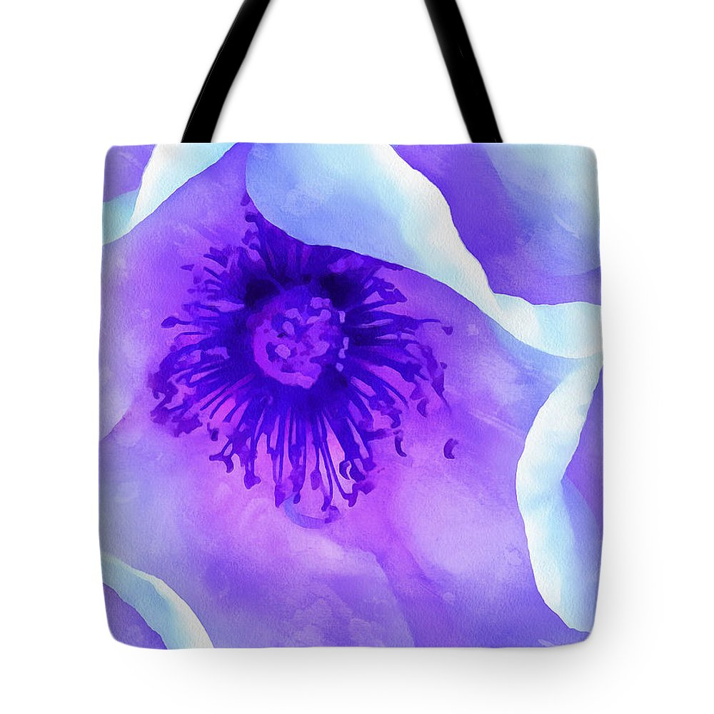 Rose Tote Bag featuring the photograph Sheltered by Krissy Katsimbras