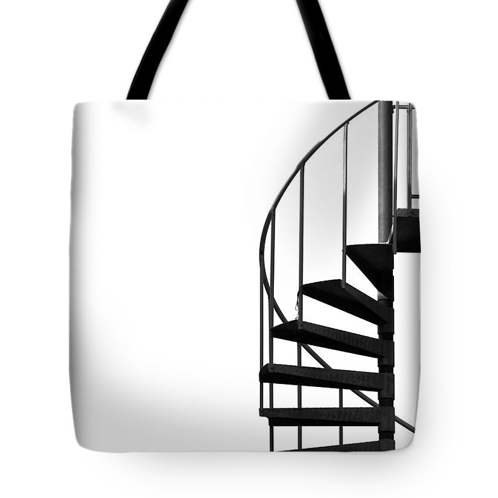 Composition Tote Bag featuring the photograph Side Entrance by Evelina Kremsdorf