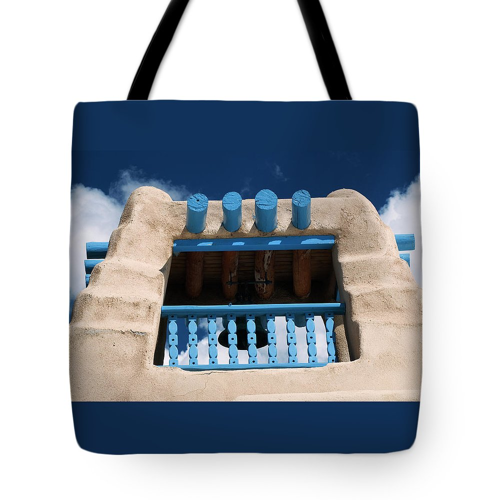 Southwest Tote Bag featuring the photograph Silence by Jim Benest