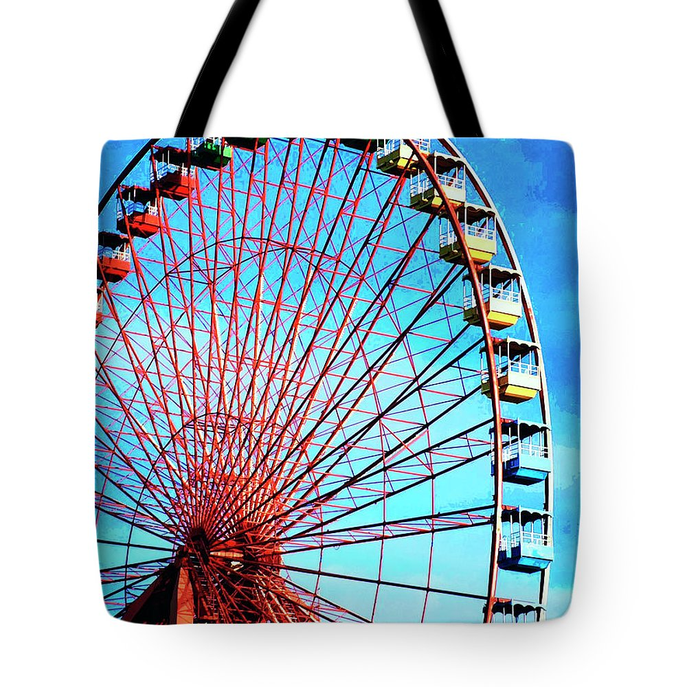 Silent Spring Tote Bag featuring the mixed media Silent Spring by Dominic Piperata