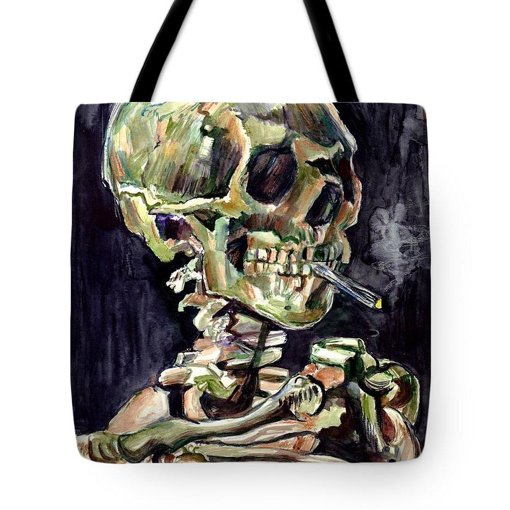 Signac Paintings Tote Bags