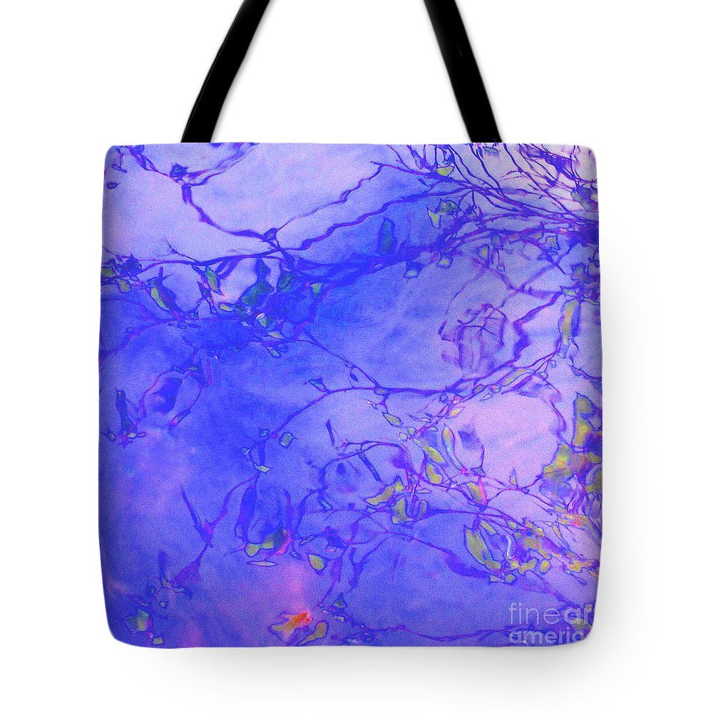 Water Tote Bag featuring the photograph Beauty Of Lucid Sleep by Sybil Staples