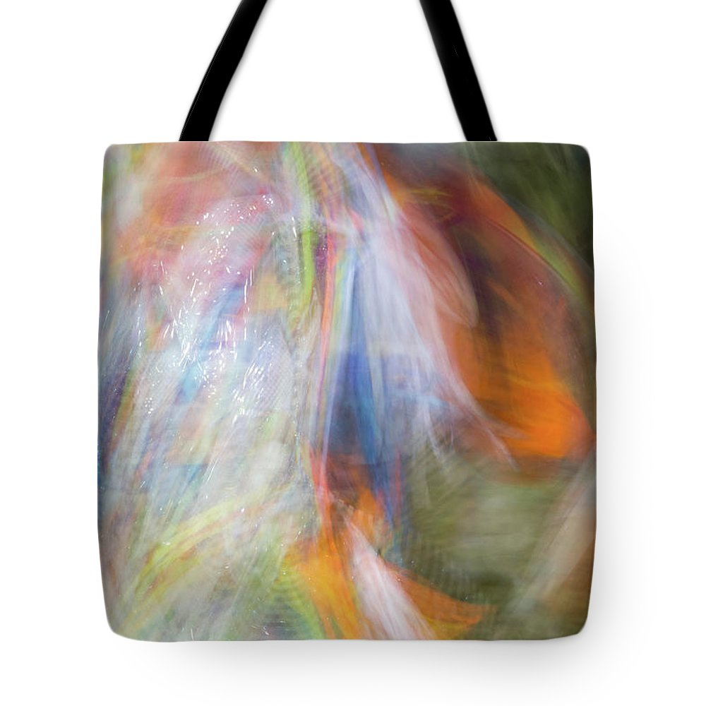Pow Wow Tote Bag featuring the photograph Smudge 212 by M Bubba Blume