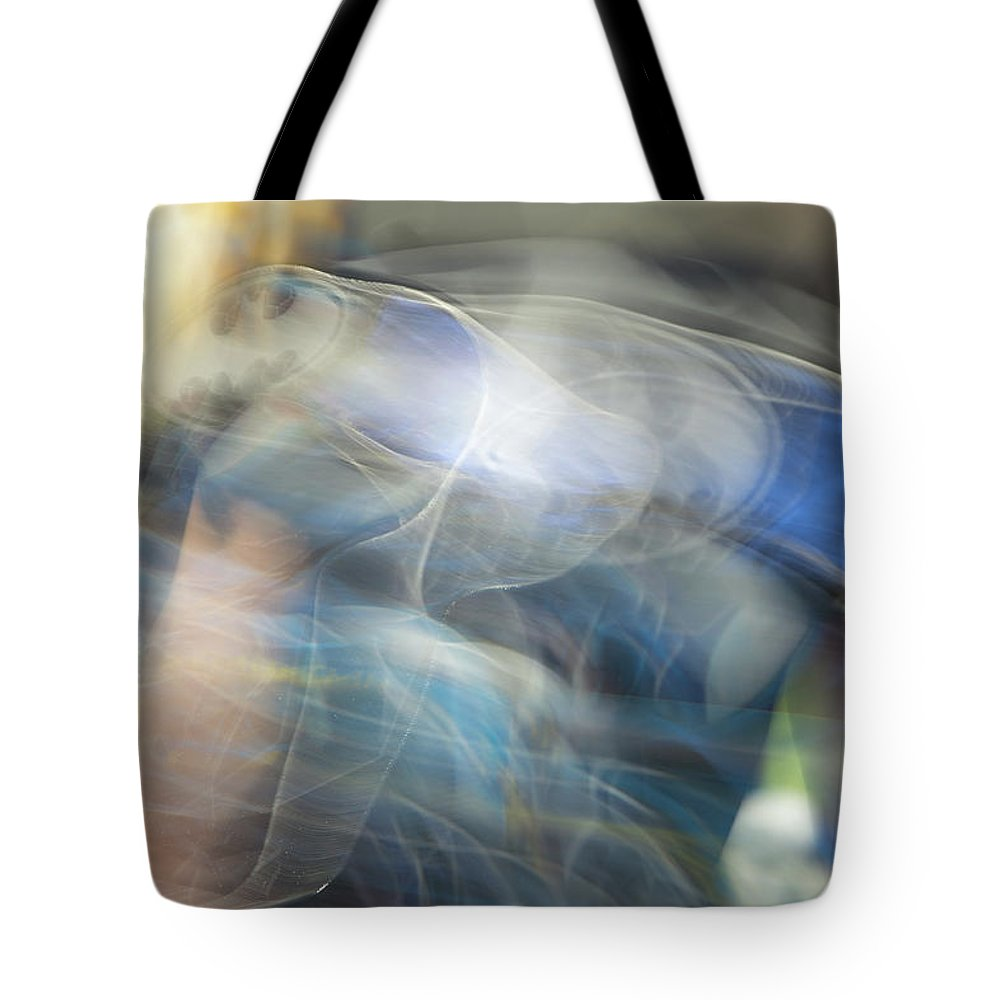 Pow Wow Tote Bag featuring the photograph Smudge 245 by M Bubba Blume