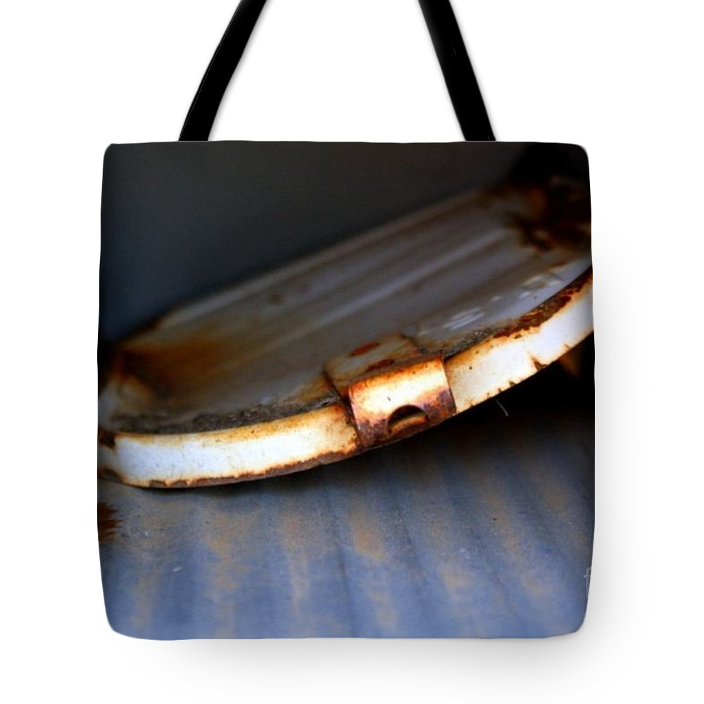 Mailbox Tote Bag featuring the photograph Social Security by Jennifer Diaz