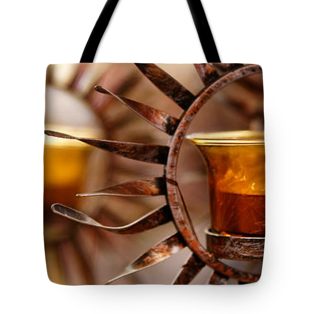 Sun Tote Bag featuring the photograph Solar Evolution by Linda Shafer