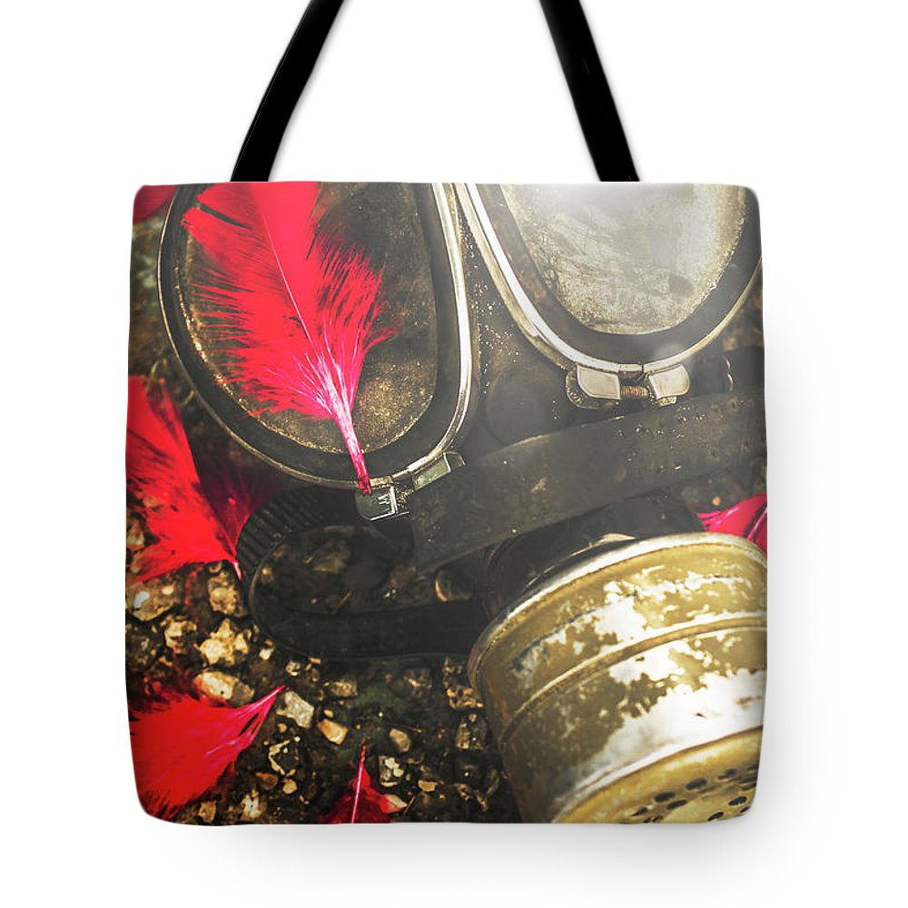 Olden Day Tote Bags
